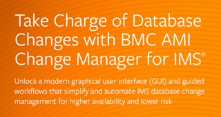 Take Charge of Database Changes