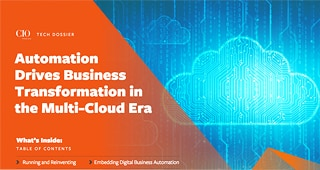 CIO: Automation Drives Business Transformation in the Multi-Cloud Era