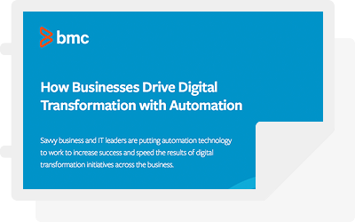 How Businesses Drive Digital Transformation with Automation