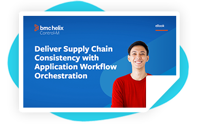 Deliver Supply Chain Consistency with Application Workflow Orchestration